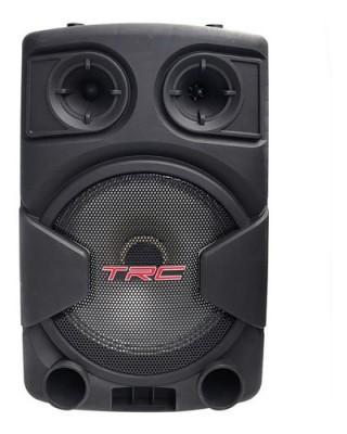 Caixa De Som Amplificada Trc 5545 Bluetooth, Rádio Fm Usb