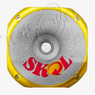 Cone Curto para Drivers rosca Grafitado Skol
