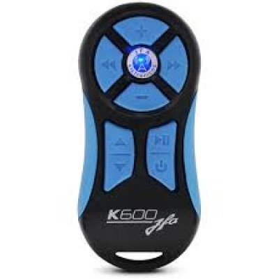 Controle Automotivo Longa Distância JFA K600 Preto/Azul