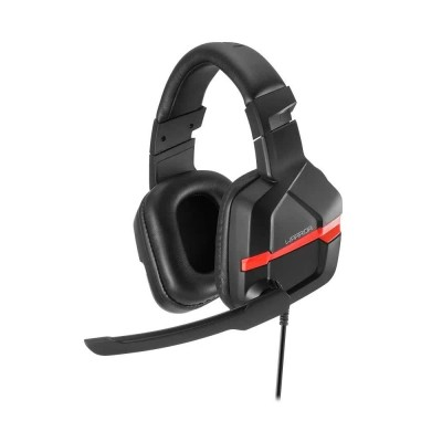 Fone De Ouvido Warrior Askari Headset Gamer P2 Pc Vermelho PH293