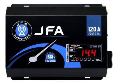 Fonte Carregador Jfa 120 Amperes Sci Modelo 2019