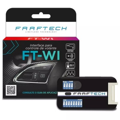 Interface Comando De Volante Ft-wi Faftech