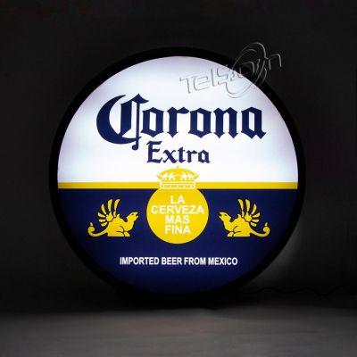 Luminoso / Luminária Parede Bar Com Led- Corona Extra