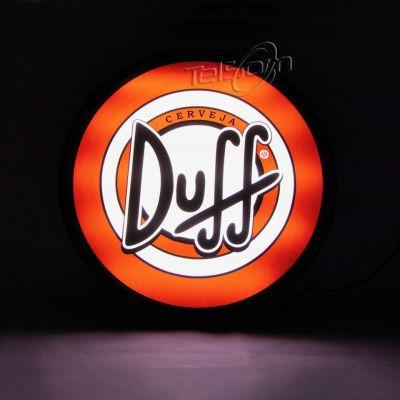 Luminoso / Luminária Parede Bar Com Led- Duff