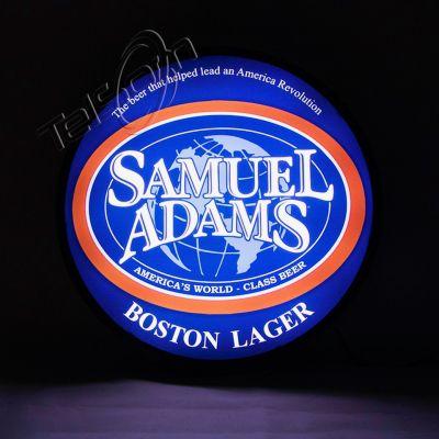 Luminoso / Luminária Parede Bar Com Led- Samuel Adams