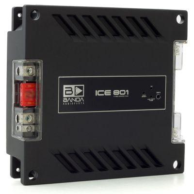 Módulo Amplificador Digital Banda Ice 801 800 Wrms 1 Ohm