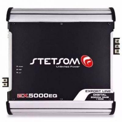 Módulo Amplificador Stetsom Export Line Ex 5000 Eq 2 Ohms