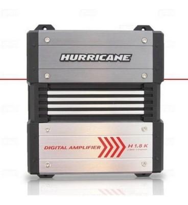 Módulo Hurricane H 1.8k Digital 1800w Rms 1 Canal 2 Ohms