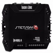 Modulo Stetsom Iron Line Ir 400.4 400w Rms Similar Ts400