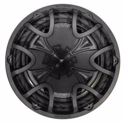 Subwoofer 12 Bravox Black D2 350 Wats Rms