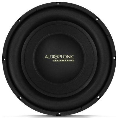 Subwoofer Audiophonic S1-12s4 12 Polegadas 250w Rms 4 Ohms