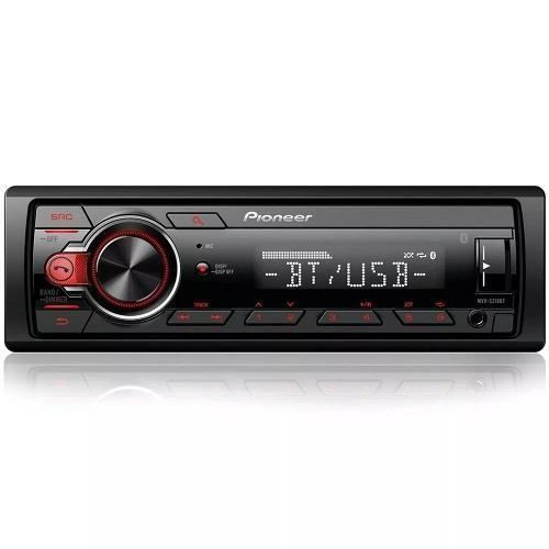 Auto Rádio Pioneer MVHS-218BT Bluetooth Usb Am/fm