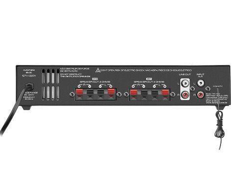 Amplificador Receiver Residencial Taramps Ths 1800