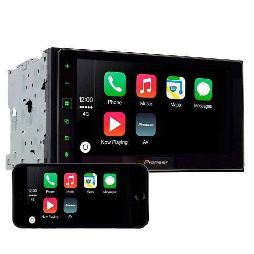 Central Multimidia Pioneer 6,2 Bluetooth Espelhamento 138tv
