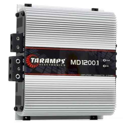 Modulo Amplificador Taramps Md1200 2 Ohms 1200w Rms 1 Canal