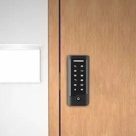 Fechadura Elétrica Com Senha E Cartão Multilaser - Se601