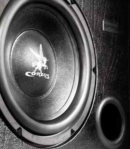 Caixa Amplificada Corzus 12'' 200 Rms Cxs200