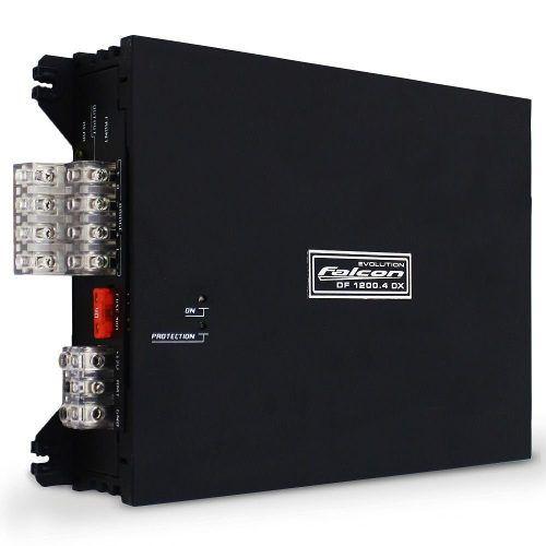 Modulo Falcon 1200 Rms Df-1200.4dx Stereo Digital 4 Canais