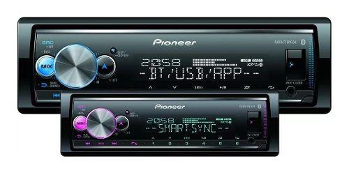 Media Receiver Pioneer Mvh-x7000br Bt Mixtrax Smart Sync Swc