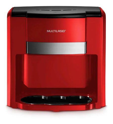 Cafeteira Elétrica 127v Com 500w De 2 Xícaras Vermelho Be015