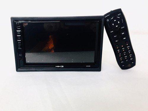 Radio Multimidia 7 Mp5 Kx3 Espelhamento Android Ios Tv KRC2000
