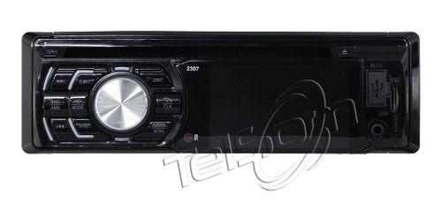 Dvd Player Mz Power Tela 3 Polegadas USB/Bt