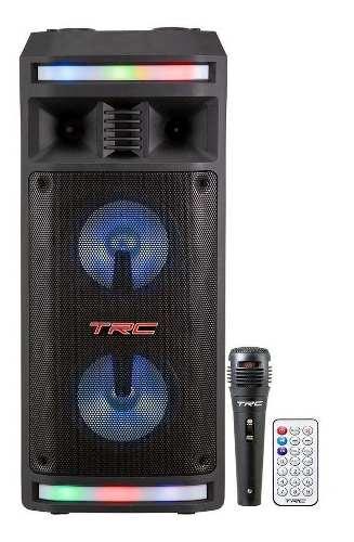 Caixa de Som Amplificada Trc 335 200 W RMS