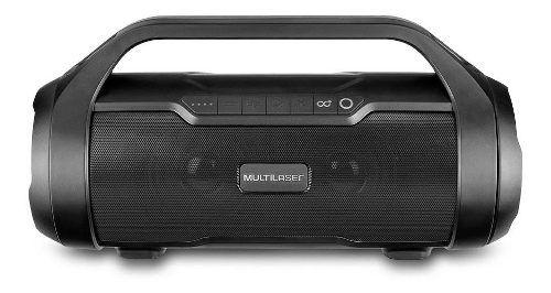 Caixa De Som Bluetooth Bazooka Tws 180w Rms Multilaser SP339