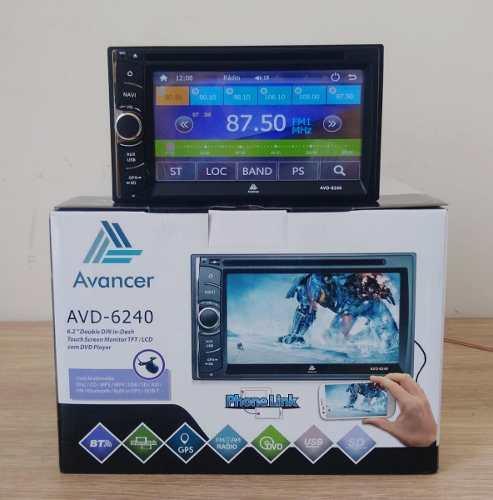 Dvd Acoplar Avancer Avd-950