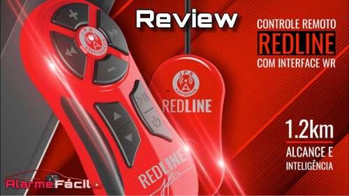 Controle Longa distancia Jfa Redline P/aparelho Original