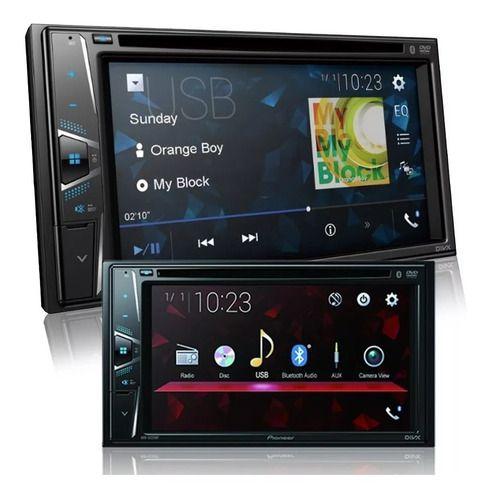 Dvd Player Pioneer Avh-g228bt Tela 6,2 Lançamento 2020