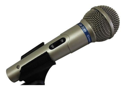 Microfone Mc 200 Champanheleson