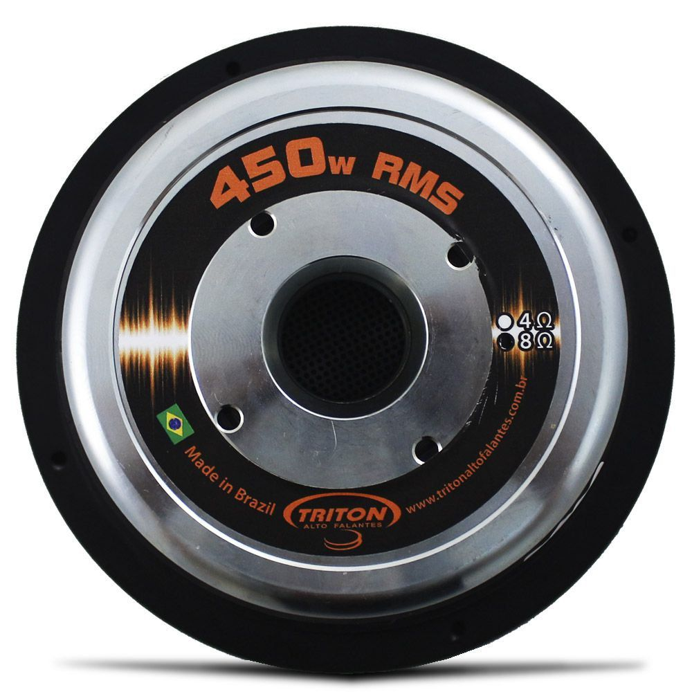 Alto Falante Triton 8 Mr450 Rms 4 Ohms