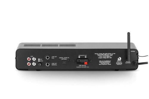 Amplificador Com BT/USB/SD/FM Slim 3500 APP Multi-Channel G2 - Frahm