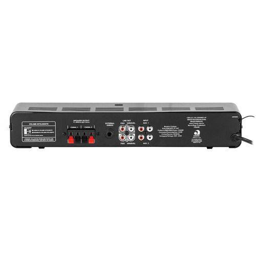 Amplificador Receiver Frahm Slim 2500 App G2