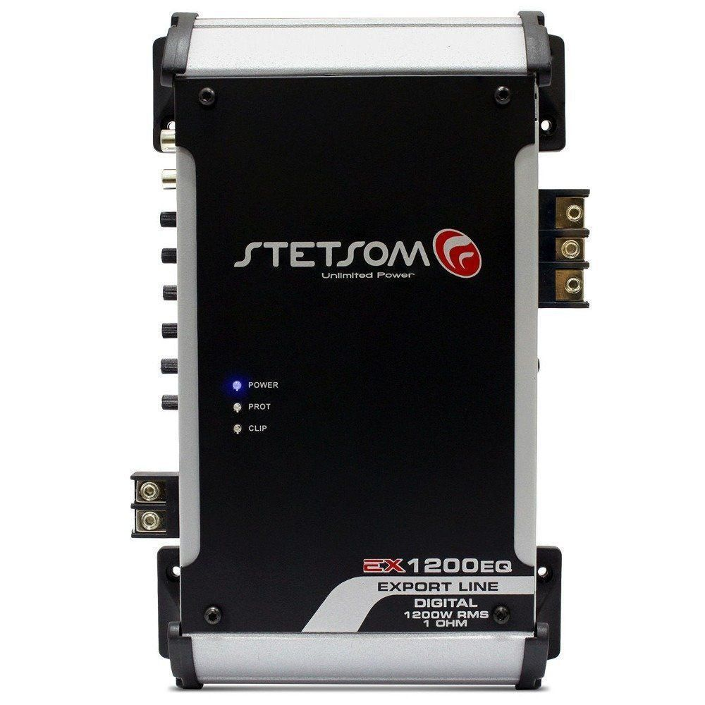 Modulo Amplificador Stetsom ex 1200 Eq 4 ohms