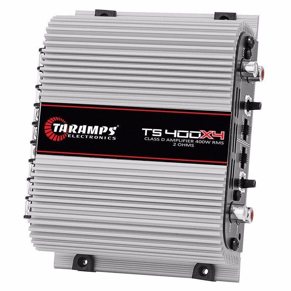 Amplificador Taramps TS-400 4 Canais Classe D