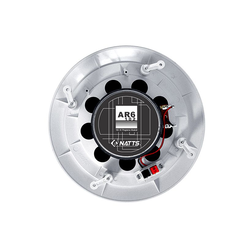 Arandela Natts Redonda Ar6 102 100 Watts