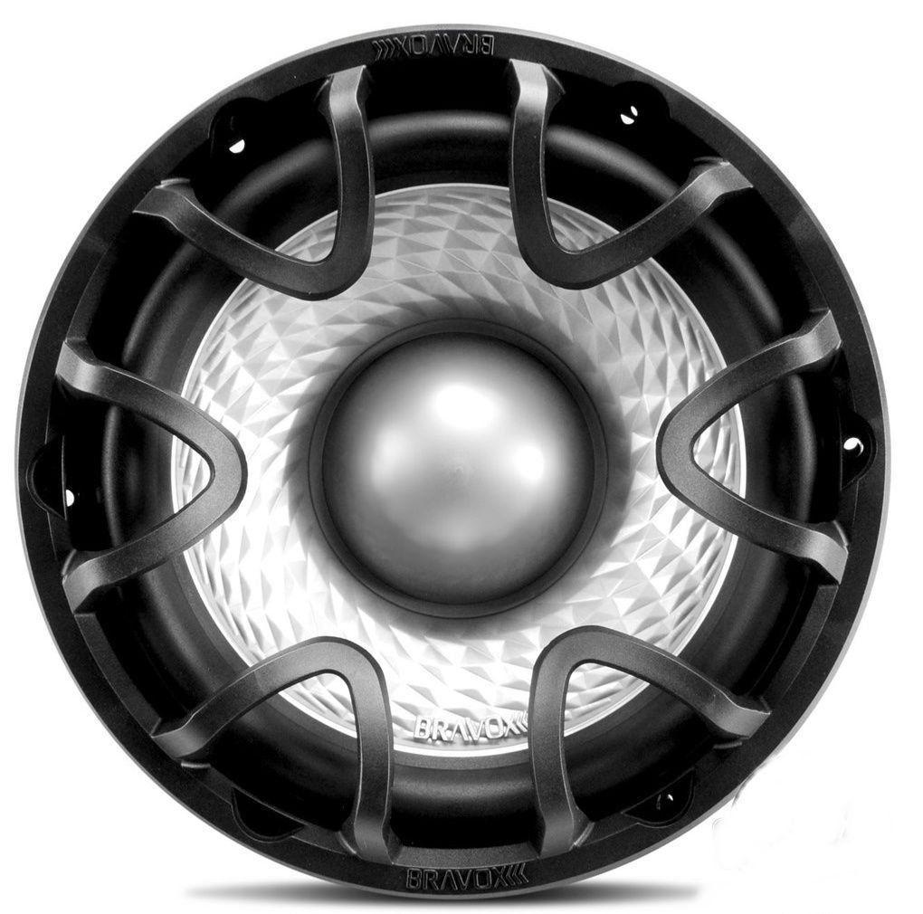 Auto Falante Uxp 12 Polegadas Subwoofer Bravox 500 Rms D2