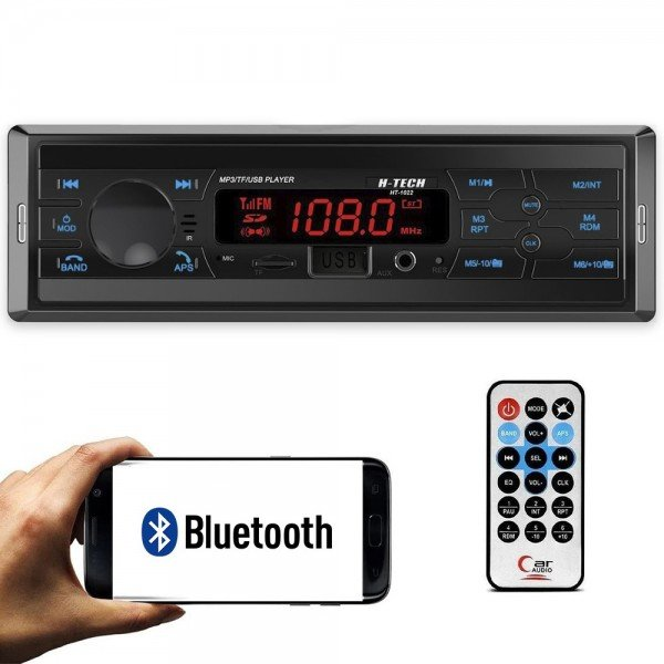 Auto Radio HT-1022 H-tech