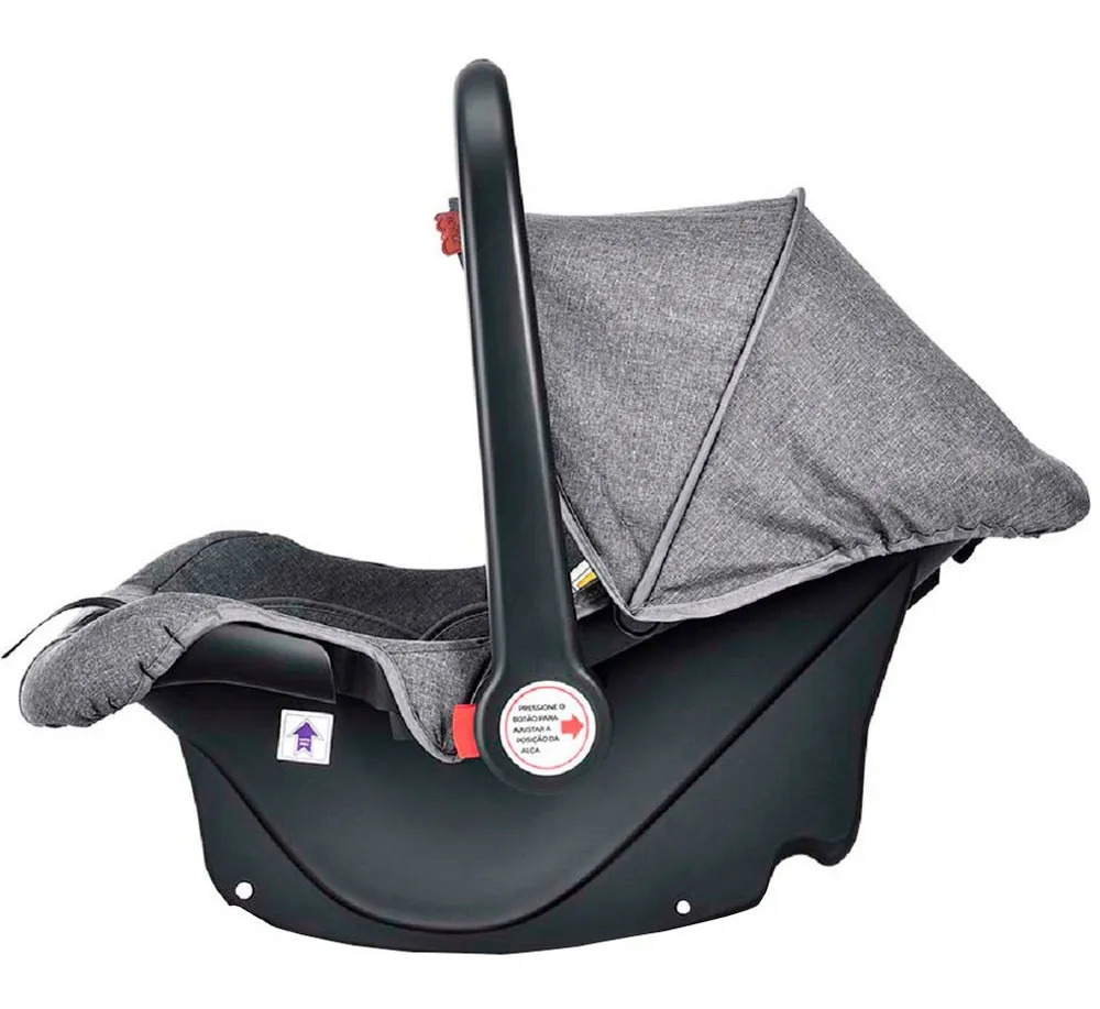 Bebe Conforto Nano 0-13Kg Fisher Price Bb652