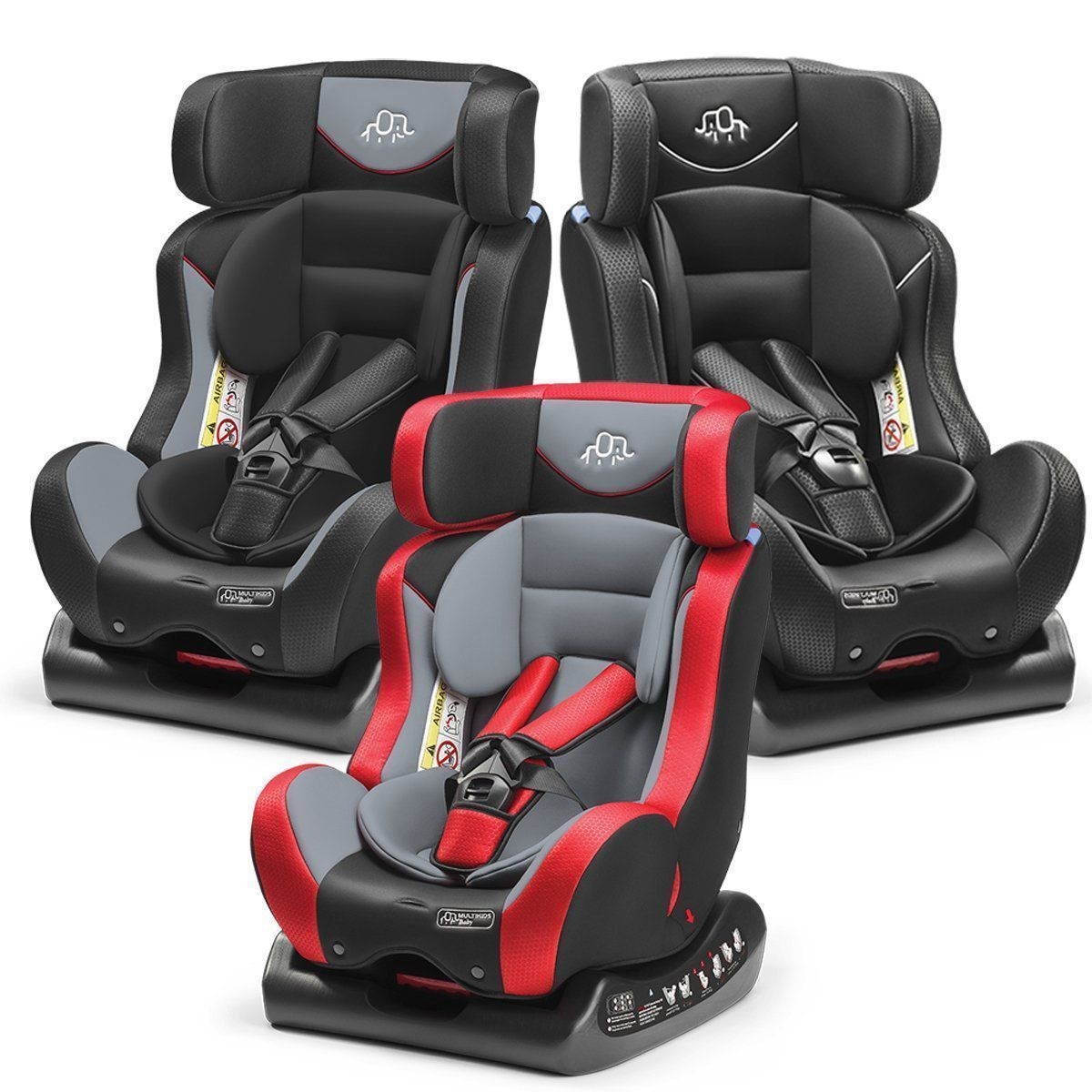Cadeira Automotiva Kids 0-25 KG Multikds