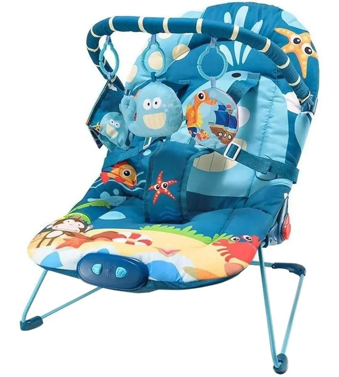 Cadeira de Descanso Baleia Multikids