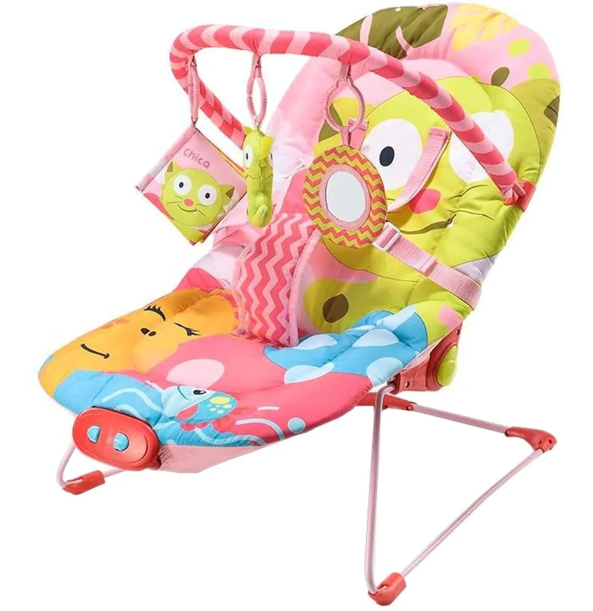 Cadeira de Descanso Gato Multikids
