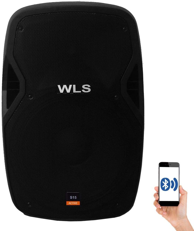 Caixa Acústica Wls S15 15 180w Passiva