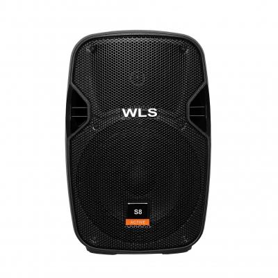 Caixa Acústica WLS S8 08 150W Ativa Bluetooth/ USB