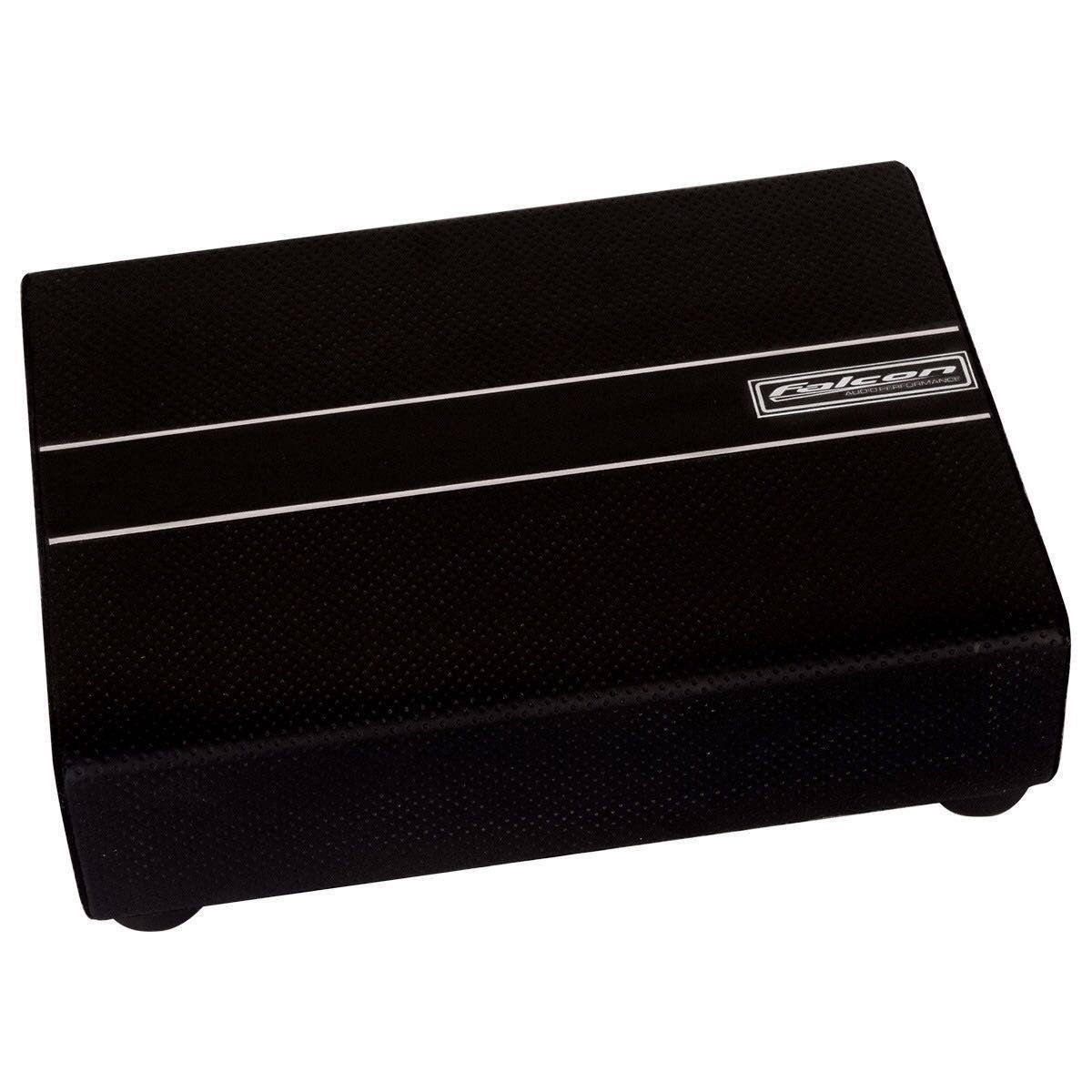 Caixa Falcon Selada Ultra Slim 8 200w Invertida Xs200.1 Esi