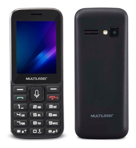 Celular Telefone Idoso Whatsapp Multilaser Zapp 3g