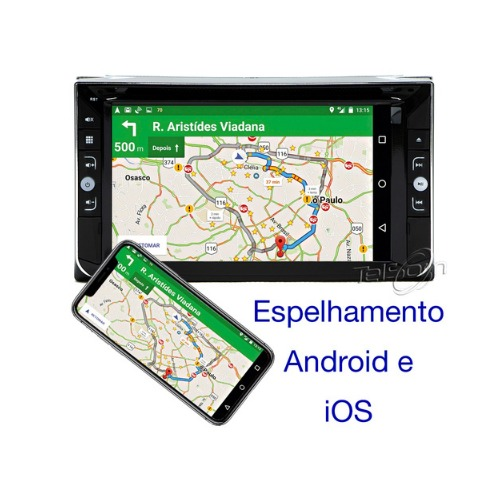 Central Multimidia Android 9