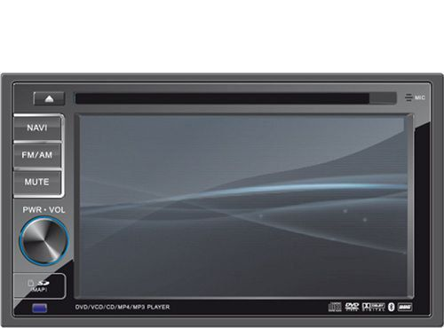 Central Multimidia Universal H-Buster HBO-8800 Double Din
